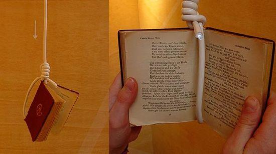 hang book