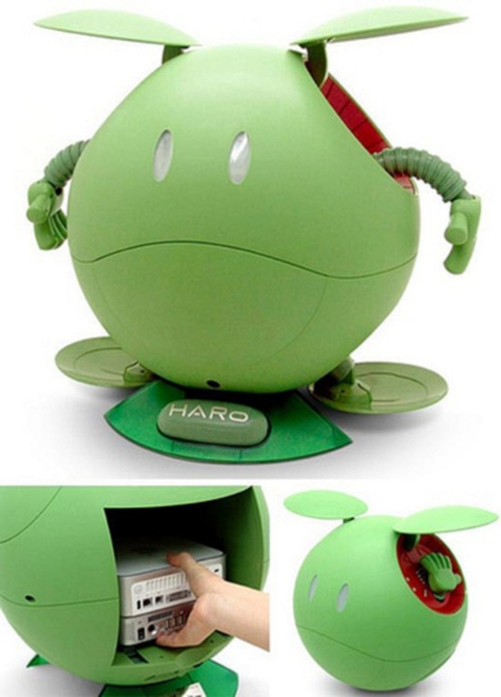 haro mac mini case