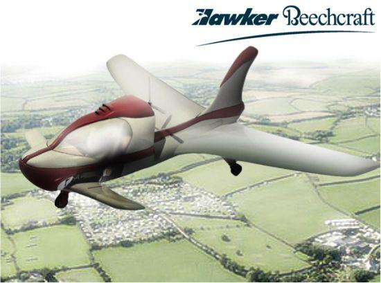 hawker beechraft light sport aircraft 03