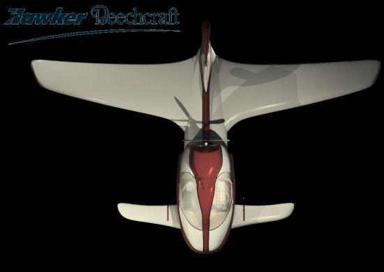 hawker beechraft light sport aircraft 05