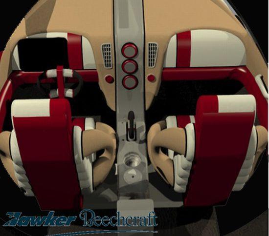 hawker beechraft light sport aircraft 08