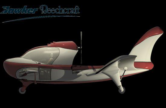 hawker beechraft light sport aircraft