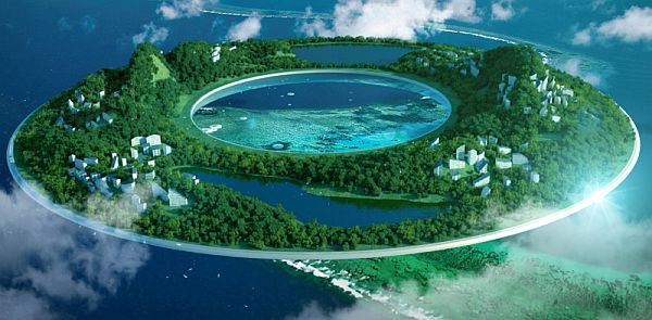 Heaven and Earth: Floating City