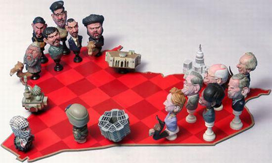 hermann mejia iraqi chess set