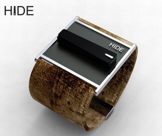 hide watch