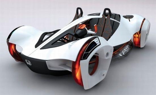 honda air design