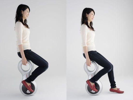 honda u3 x personal mobility system