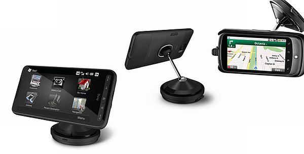 HTC Wayfinder & Google Nexus Dock