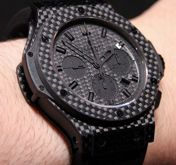 hublot carbon fiber bb 3