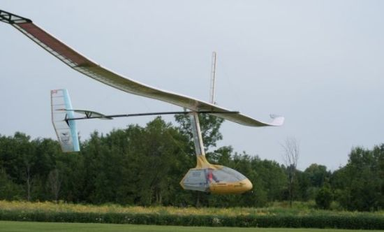 human powered aircraft 1