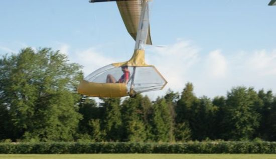 human powered aircraft 2