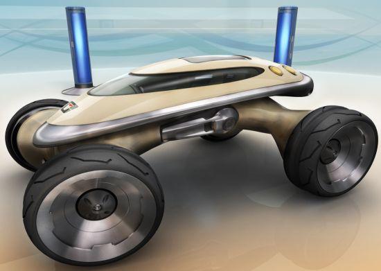 humvee evo all terrain vehicle 01