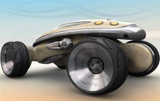 humvee evo all terrain vehicle 04