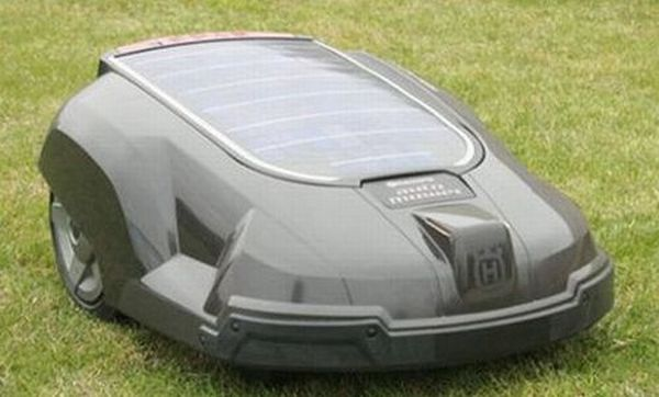 Husqvarna's robotic lawnmower