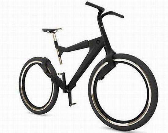 hybrid city bike 03