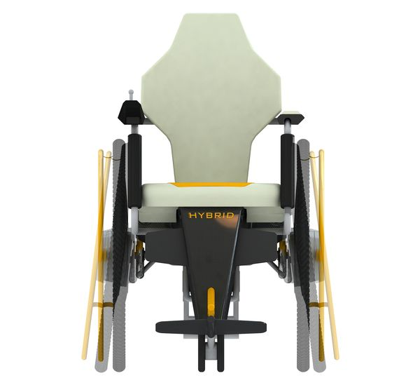 hybrid wheelchair