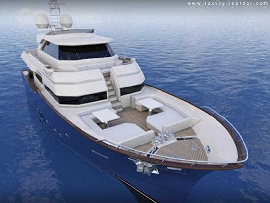 hybrid yacht LEXTh 5784
