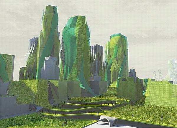 hybridizing the urban landscape