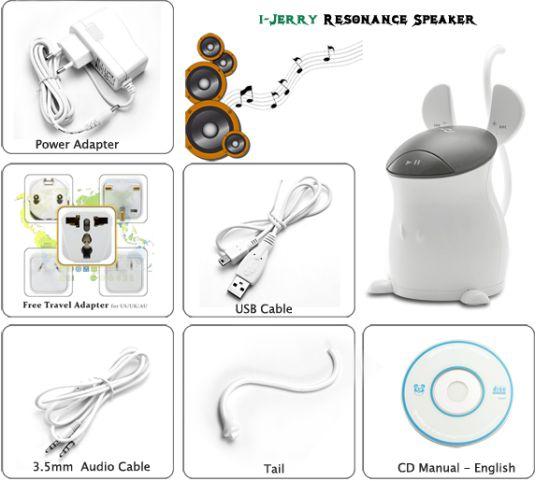 i jerry resonance speaker9