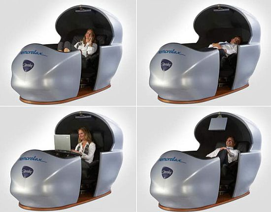 Coolest Sleeping Pods For Some Serious Napping Job 220 Berwell