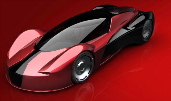 incepto sportscar concept 09