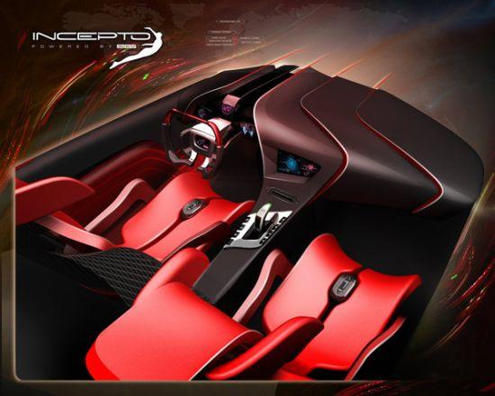 incepto sportscar concept 13