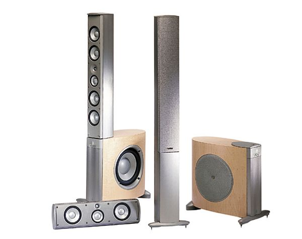 Infinity Prelude Loudspeaker System_01