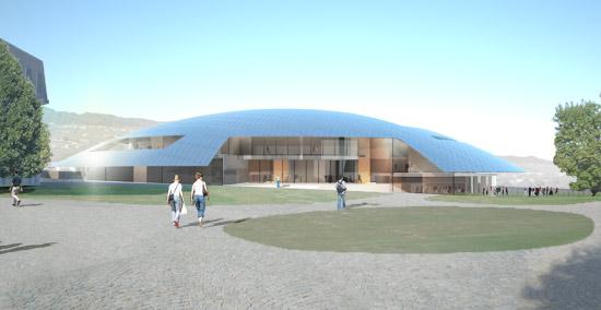institut la rosey center for performing arts 3