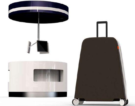 intelligent luggage 1