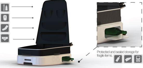 intelligent luggage 3