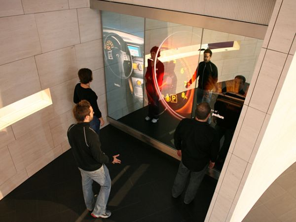 Interactive Mirrors