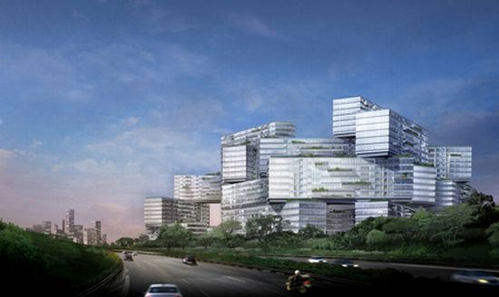 interlace residential complex 05