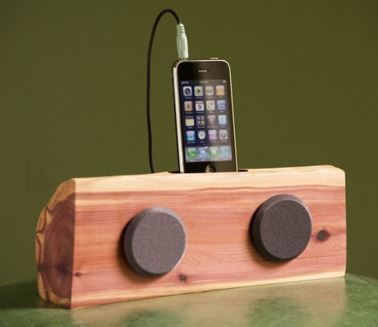 iphone ipod dock with speakers 04
