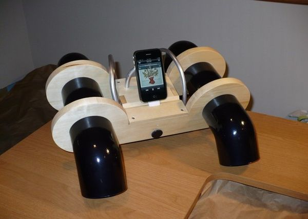 iPhone iPod SPEAKER dock