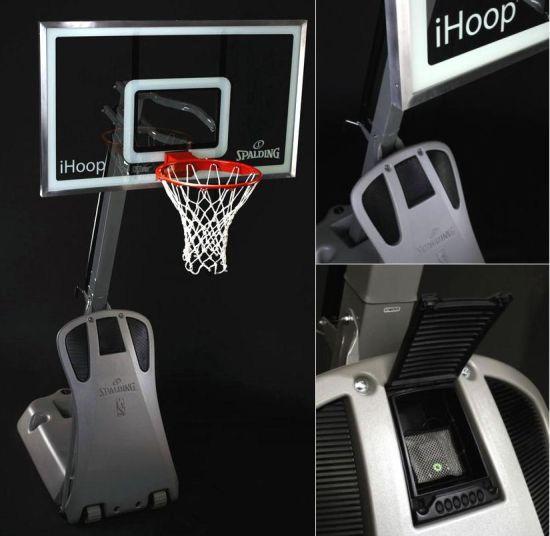 ipod basketball hoop