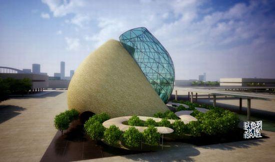 israel pavillion for shanghai world expo 01