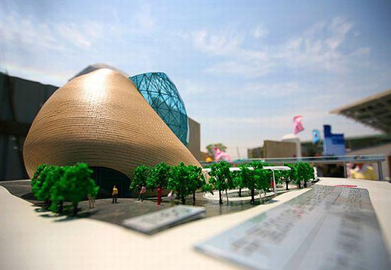 israel pavillion for shanghai world expo
