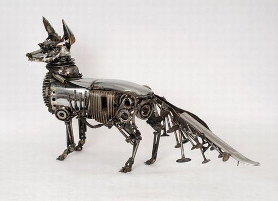 james corbett car parts sculpture 3 jPdr3 58
