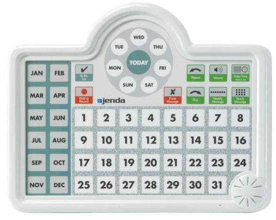 jenda lifetime voice calendar yKFzQ 58