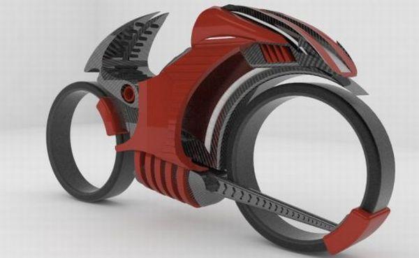 julian silva concept motorbike