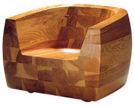 kashiwado chair by isamu kenmochi