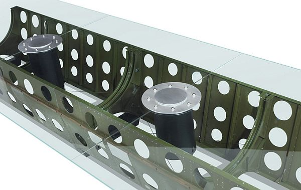 kc 97 fuel cradle table