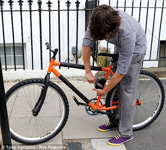 kevin scott bendable bike 2