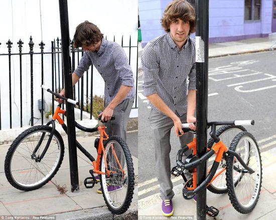kevin scott bendable bike 3