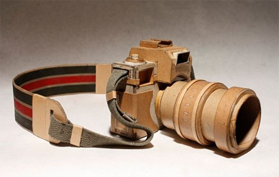 kiel johnson cardboard cameras 2