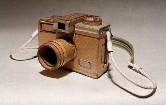 kiel johnson cardboard cameras 3