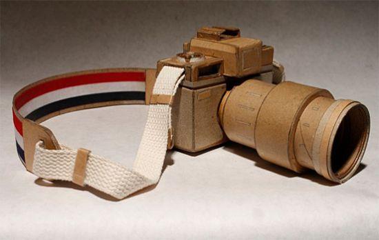 kiel johnson cardboard cameras 5