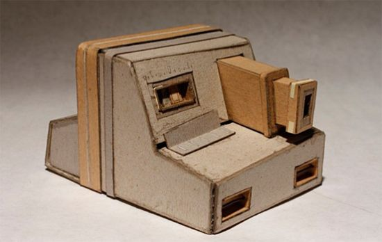 kiel johnson cardboard cameras 9
