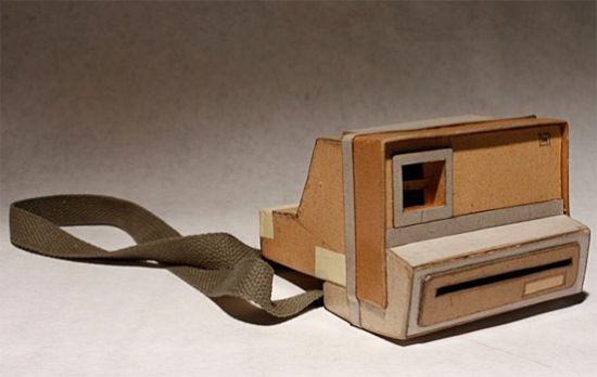 kiel johnson cardboard cameras 9a
