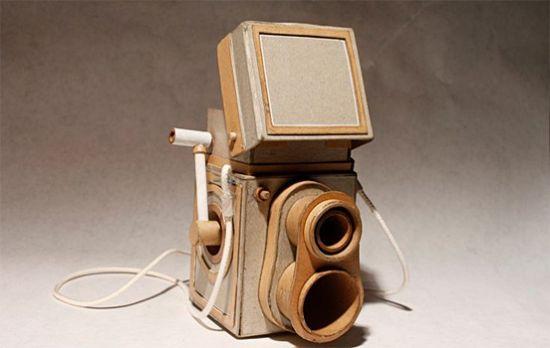 kiel johnson cardboard cameras 9b